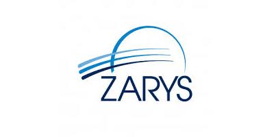 Logo firmy Zarys