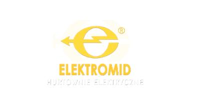 Logo firmy Elektromid
