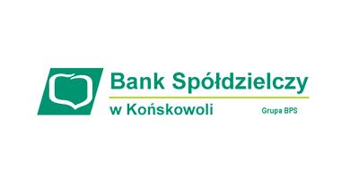 Logo Banku Spółdzielczego w Końskowoli