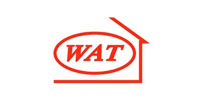 Logo firmy WAT