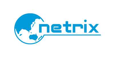 Logo firmy Netrix