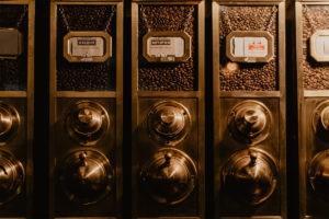 Starodawny ekspres do kawy